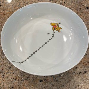2 Winnie the Pooh Springline Floral Pasta Bowls